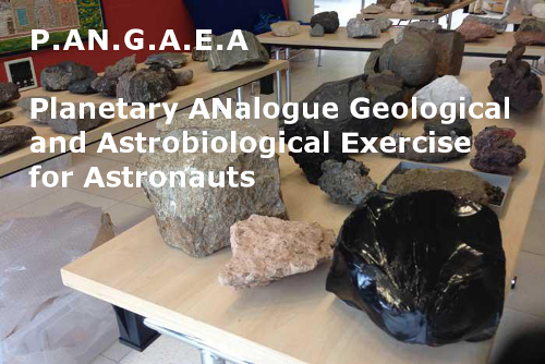 P.AN.G.A.E.A. - Planetary ANalogue Geological and Astrobiological Exercise for Astronauts